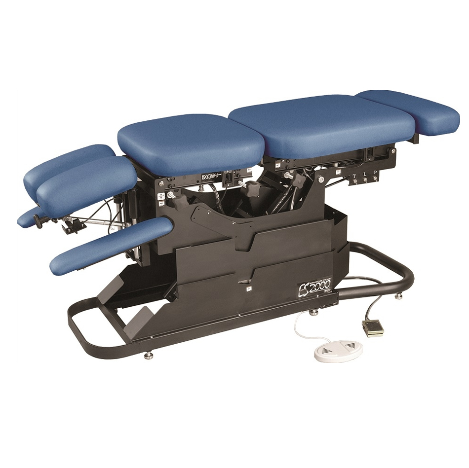 ErgoStyle Chiropractic Tables