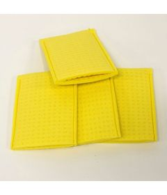 "Pocket Sponges 3.1'' x 4.7"", 4/pk"