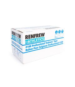 "Renfrew 188 Athletic Tape - 1 1/2"" x 15 Yards"