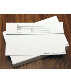 X-Ray ID Cards, 100 Cards