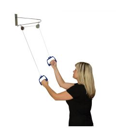 Over-Door Shoulder Pulley