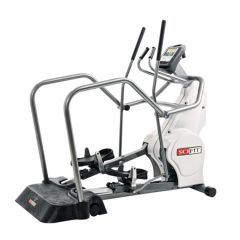 Elliptical Total Body with Easy Entry Package (platform & handrails)