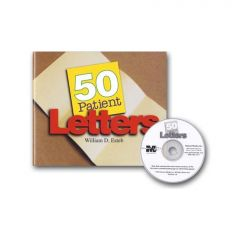 50 Patient Letters Book with CD