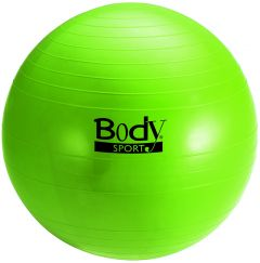 BodySport Exercise Ball, Green, 55cm