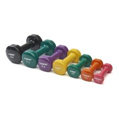 Dumbbells Vinyl Coated