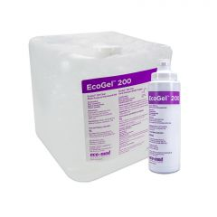 EcoGel 200 Ultrasound Gel - Clear