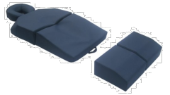 Pregnancy Cushion Bolster Package - Navy Blue