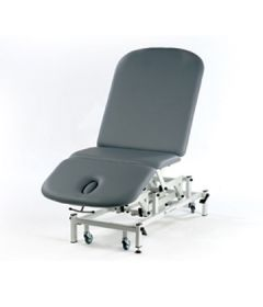 3 Section Bariatric Table with Electric Backrest